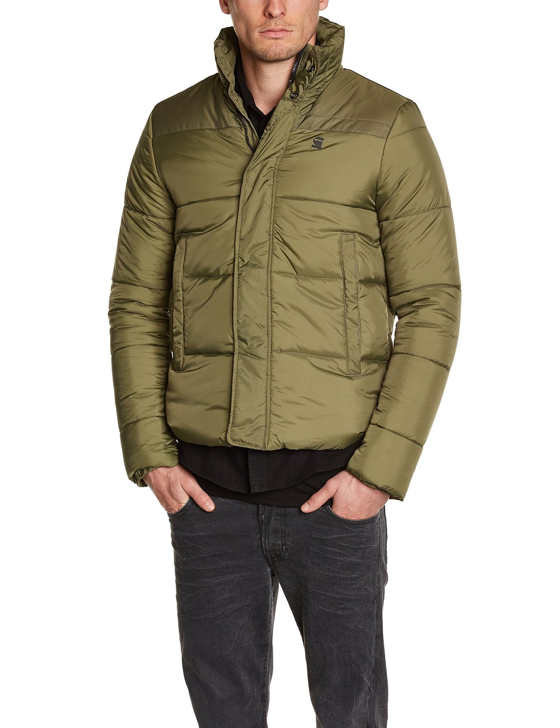 Куртка G/star raw G-Star Raw Wollston Jacket In Myrow Nylon кпб cl 219