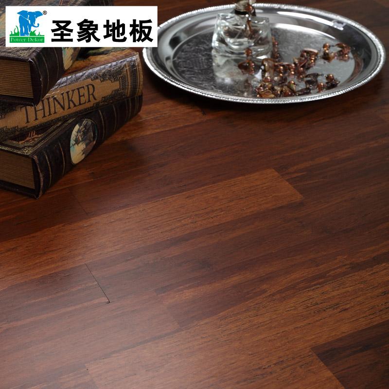 圣象康逸三层实木iFLOOR定制中国元素竹木地板系列之NK1012如意