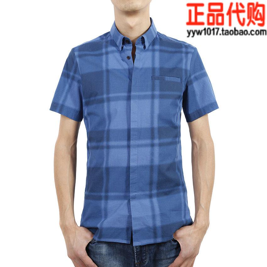 Рубашка мужская Calvin Klein 4asw113 2015 CK Jeans 1090 рубашка мужская calvin klein ck fit tee