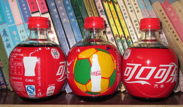 Сувенир Coca-Cola   2014 colibri стол coca cola