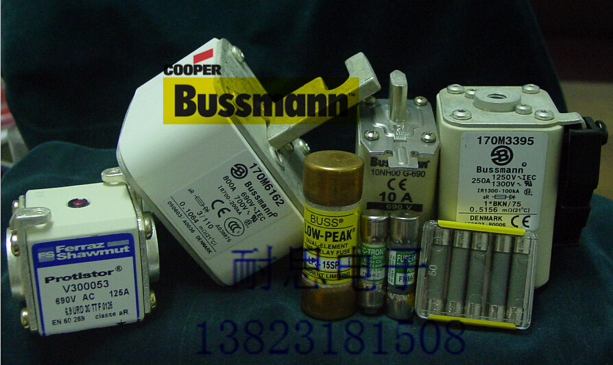 Предохранитель Bussmann 170M3812-100A 690V/700V [sa]united states bussmann fuses 170m3812 170m3812d 100a 690v 700v fuse