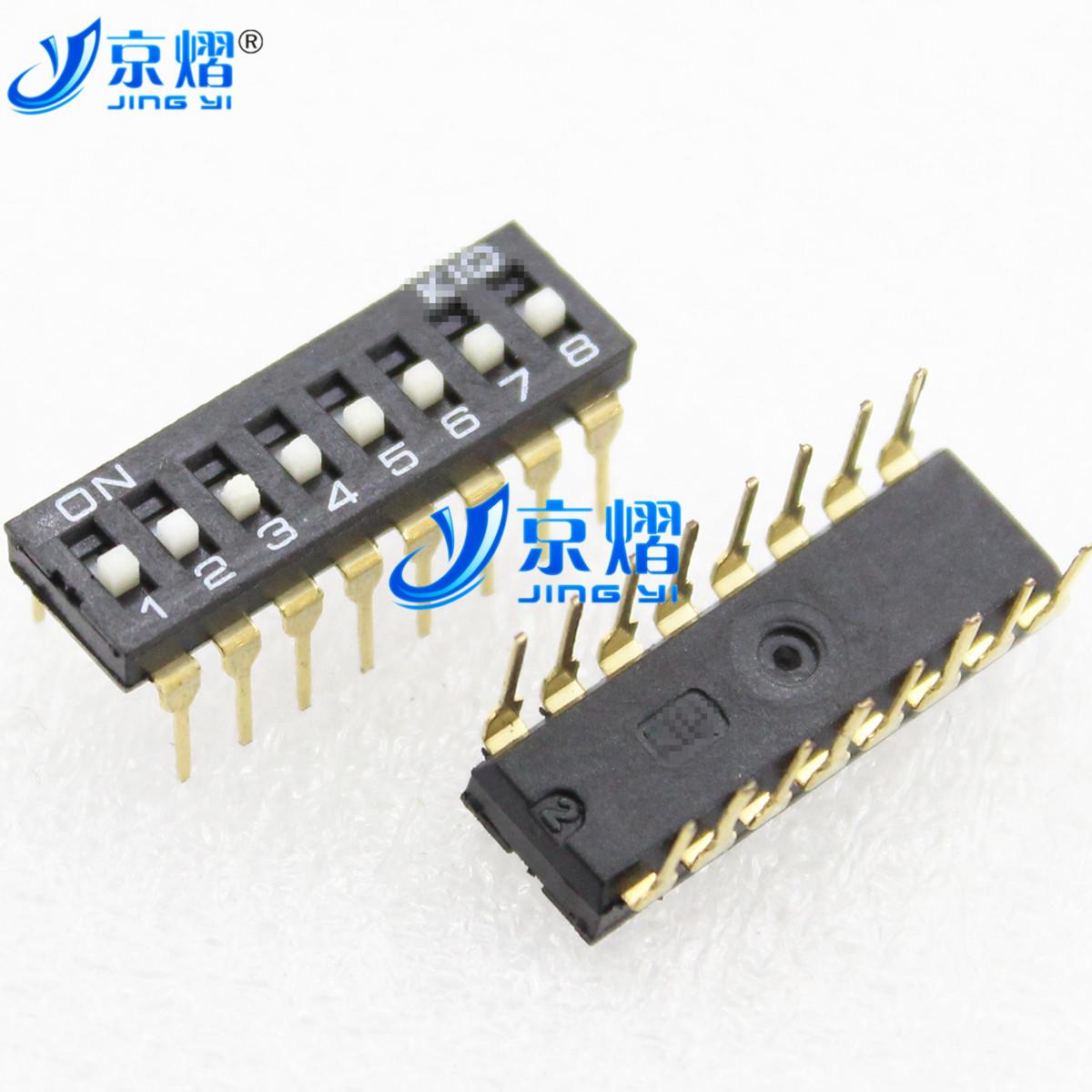 Разъём   8P-2.54MM DIP 10 3b0365 dip 8