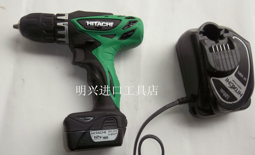 Электроотвёртка Hitachi 12v hitachi ds14dsl