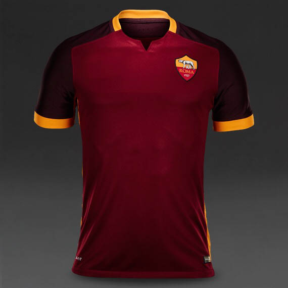 купить  Футбольная форма   2015 TOTTI/ROSSI Jersey  недорого