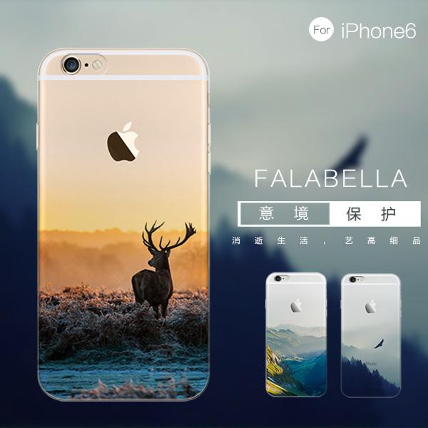 Чехлы, Накладки для телефонов, КПК Falabella  Iphone6 4.7 чехлы накладки для телефонов кпк phone shell iphone6 iphone5s 6plus 4s
