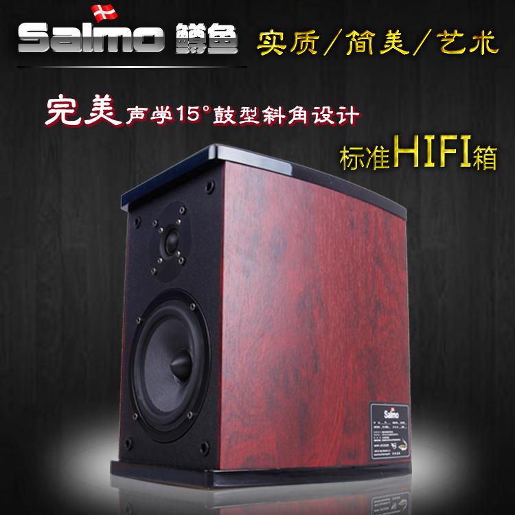 Hi-Fi акустика Trout  Hifi 2.0 портативная акустика hi fun hi bomb 2 pink