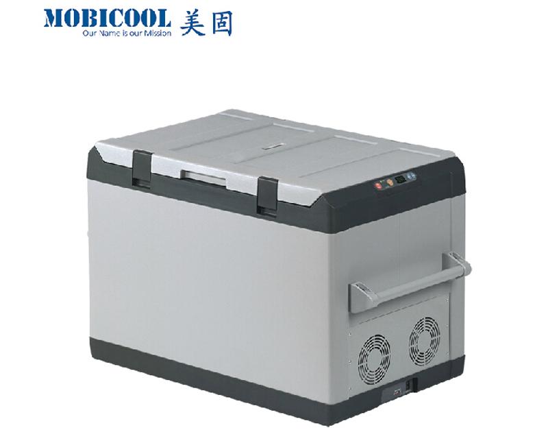 Автохолодильник Mobicool  WAECO110 18 CF110 внешний аккумулятор hiper rp15000 black