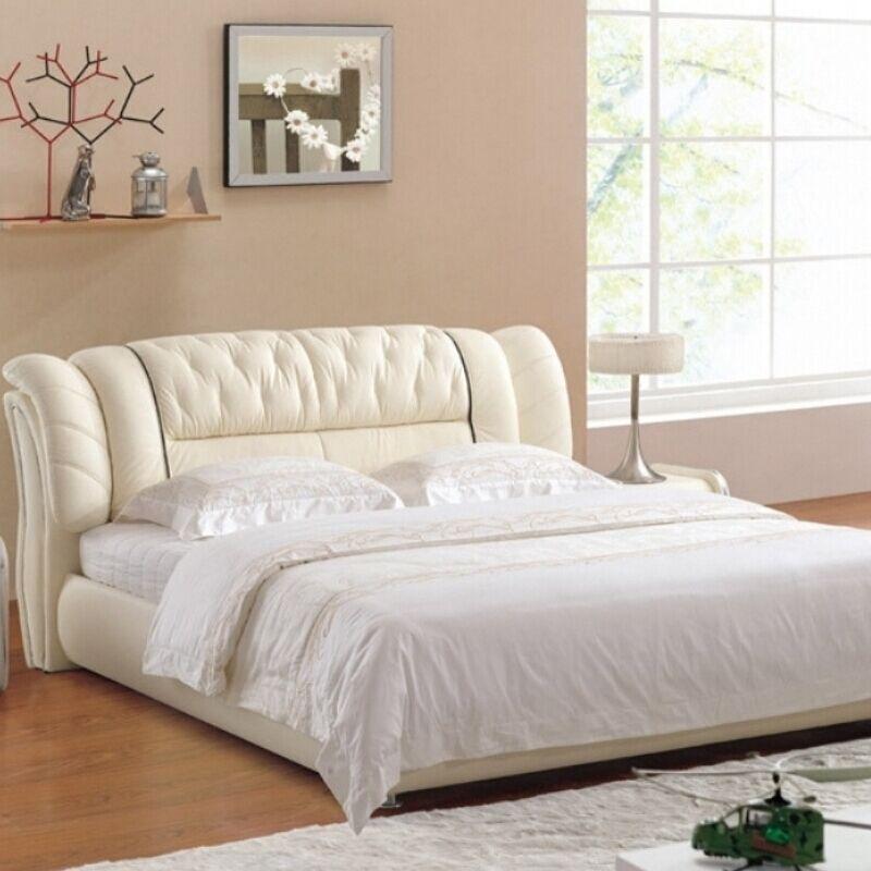 кожаная кровать And rich furniture  1.8