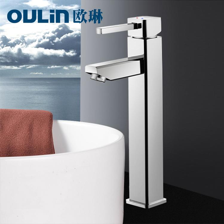 欧琳卫浴冷热水台盆龙头OLMPT004