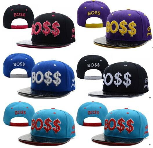 Головной убор Босс snapbacks хип-хоп Корейский bboy вспышки летние шляпы бейсбольной шляпу Cap мужчин и женщин козырек крышка