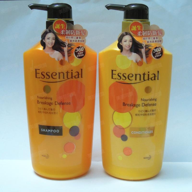 Шампунь KAO Essential 750ml kao шампунь essential rich premier для поврежденных волос 500 мл