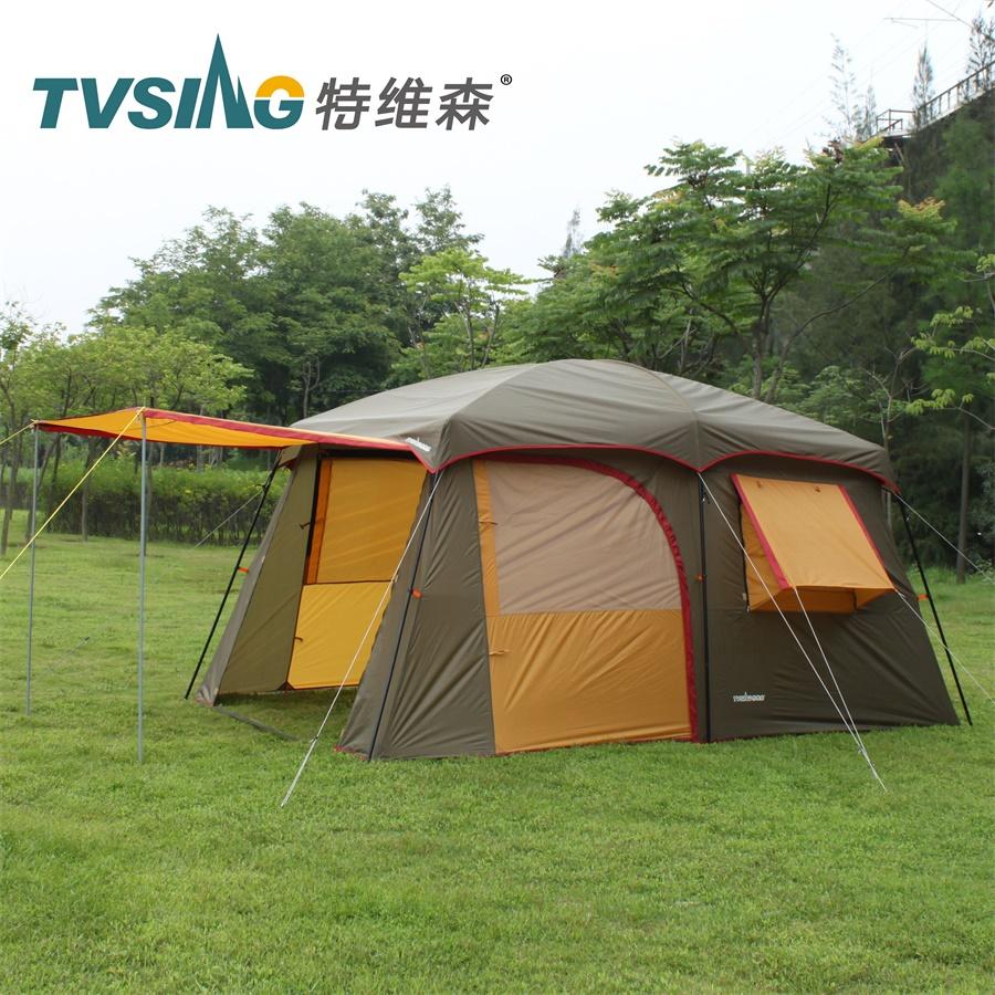 Палатки кемпинговые, горные Tvsing t091 3-4 5-8 park master 4 cj 091