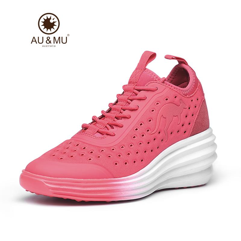 Обувь на высокой платформе AuMu aumu14b102014 2015 2014 2017 aumu australia fashion mini