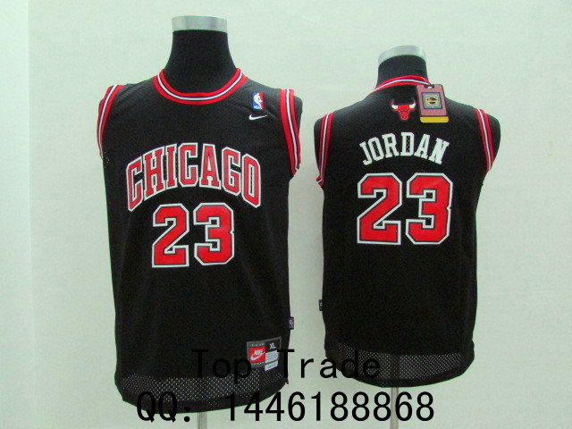 одежда для занятий баскетболом Basketball clothes Youth NBA Chicago Bulls 23 Jordan Kids