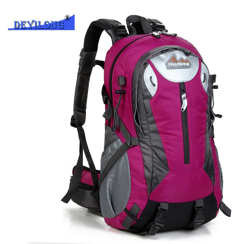 Туристический рюкзак Deyilong 2283 35L алфавит 2283