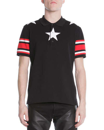 Рубашка поло  nms15_n2jap Givenchy Polo givenchy поло