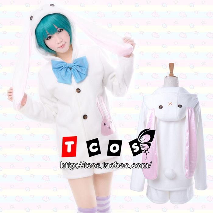 Женский костюм для косплея   TCOS MIKU Cosplay женский костюм для косплея omosirokurabu