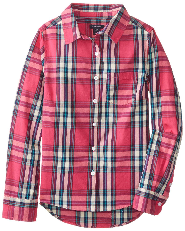 Рубашка детская Tommy hilfiger 2014 рубашка детская tommy hilfiger 2014 2 7