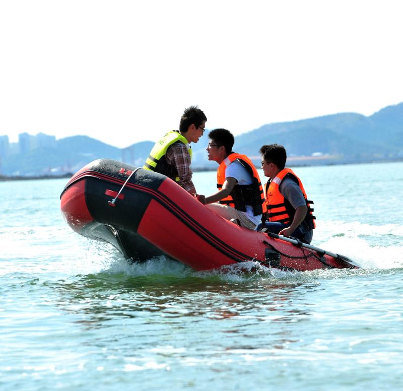 грузила надувных лодок