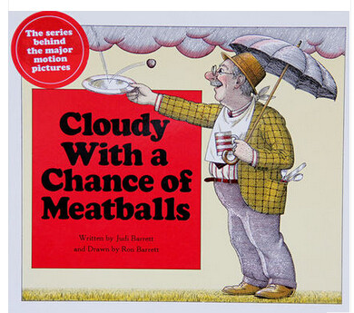 цены Канцтовары   Cloudy With Chance Of Meatballs