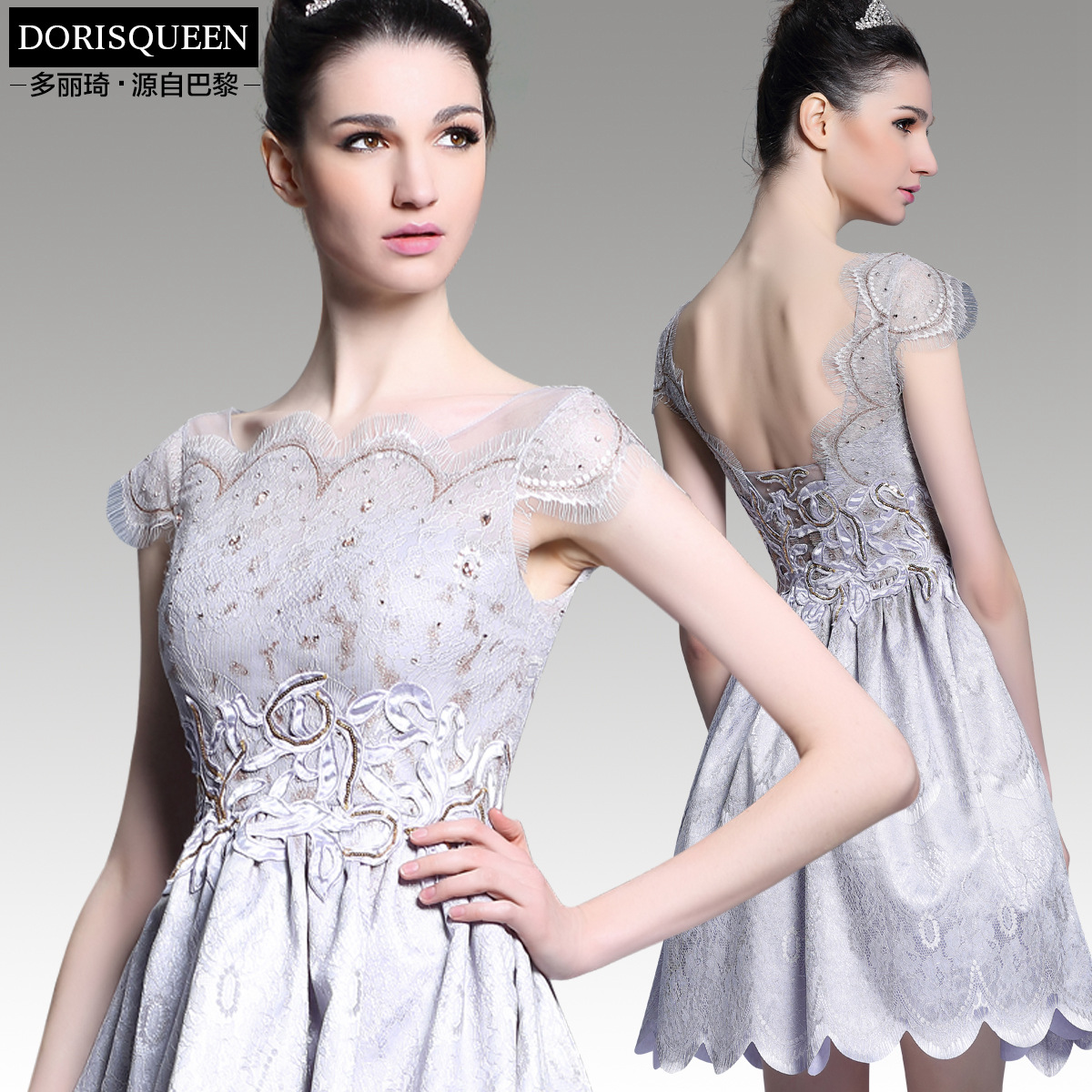 Вечернее платье Duoliqi 7073# 2015 вечернее платье duoliqi 31208 2015