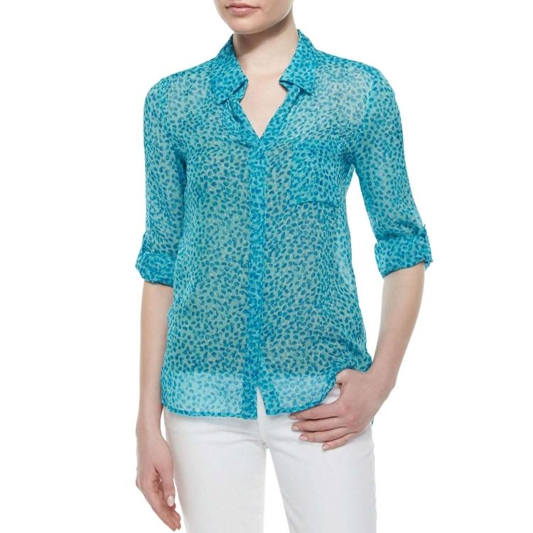 женская рубашка Diane von furstenberg q01540083 DVF