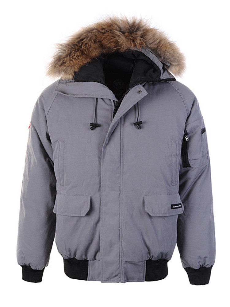 куртка Canada  Goose CHILLIWACK Parka hannell across canada – resources
