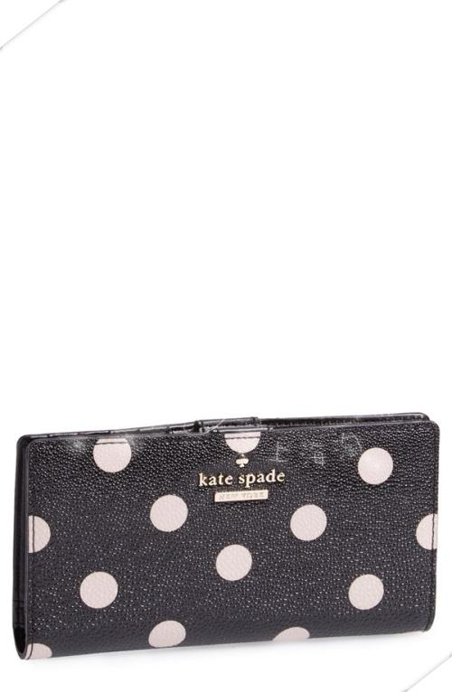 бумажник Kate spade new york  Cedar Street Dot-stacy сумка kate spade new york kennedy street tizzie