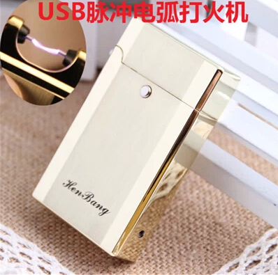 Зажигалка Lighter USB 801