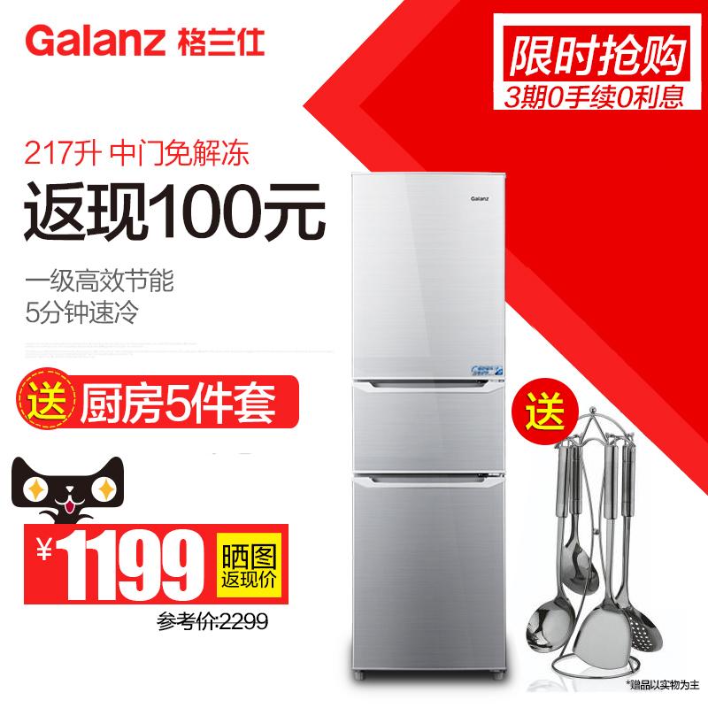 Холодильник   Galanz/BCD-217T холодильник bcd 320wdca bcd 320wdsa bcd 318wdca