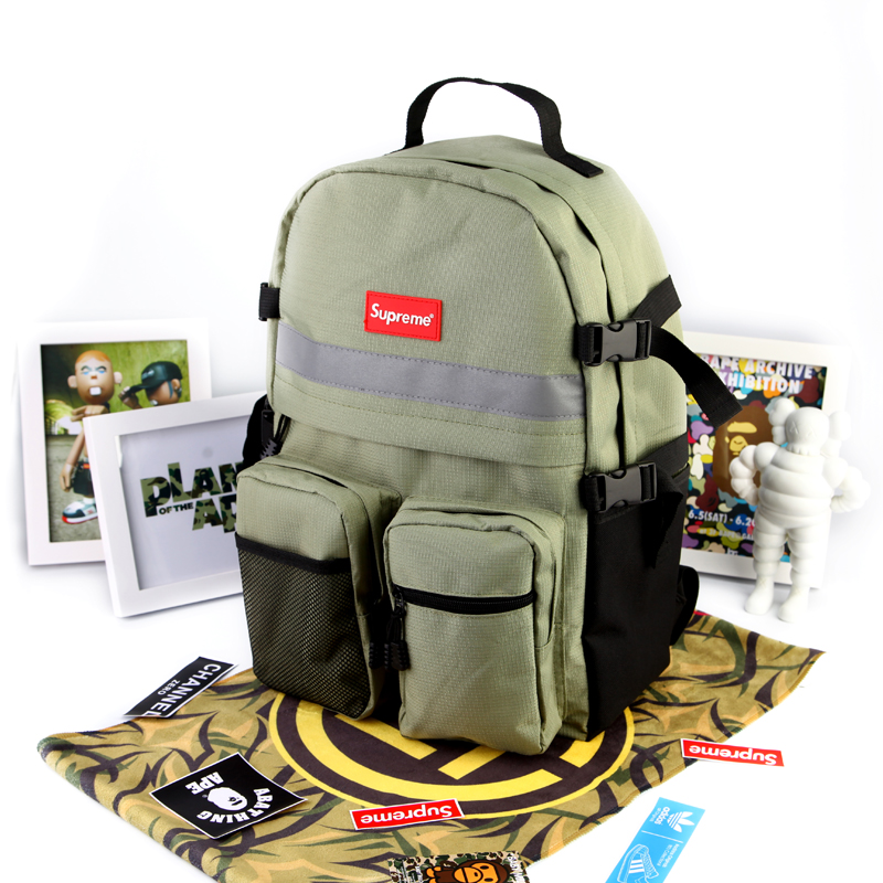 рюкзак  8623 Supreme Backpack 3M Superme men hiking jackets big size 5xl 6xl 7xl 8xl soft shell outdoors jackets thin breathable detachable hood climbing camping coat