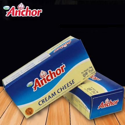 Anchor cream cheese  Cream Cheese 1kg крем anchor 1kg 2015