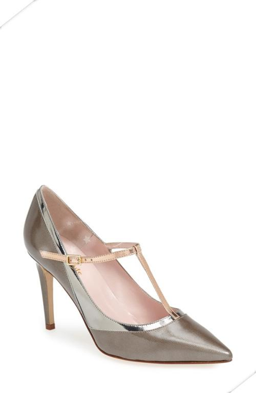 туфли Kate spade new york  'pita' T-strap Pump сумка kate spade new york kennedy street tizzie