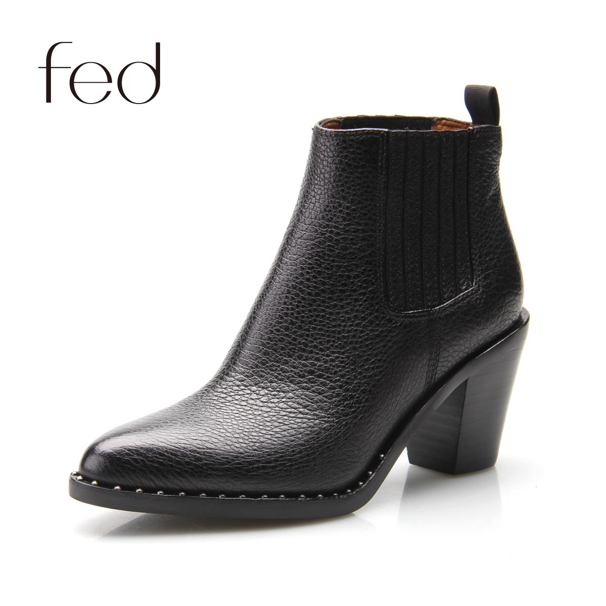 Женские сапоги Fed 1720247 2015