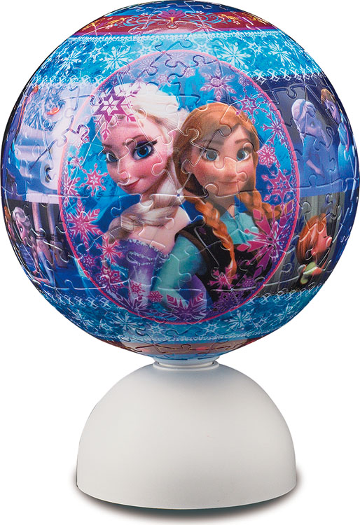 Пазл Disney FROZEN 3D 240 пазл disney frozen 3d 240