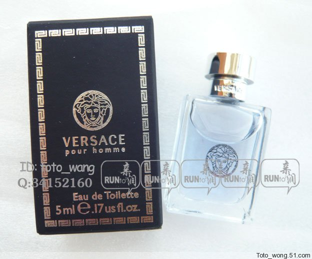 Духи Versace  5ml EDT духи versace edt 30 50 100ml