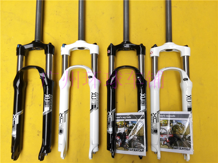 Вилка велосипедная Suntour  15 XCR