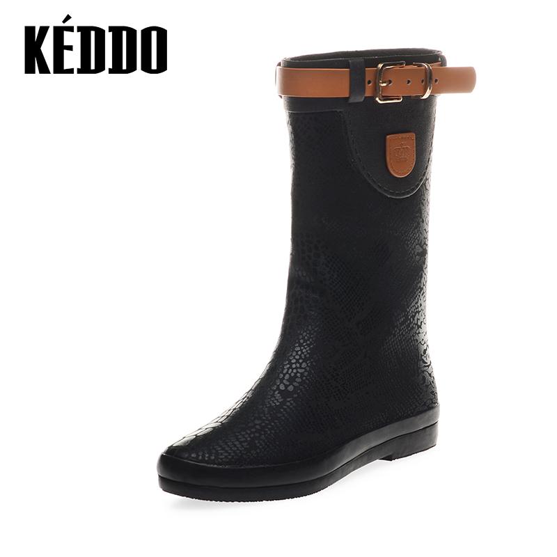 Женские резиновые сапоги Keddo 808557/05 #02 keddo 877125 52 02