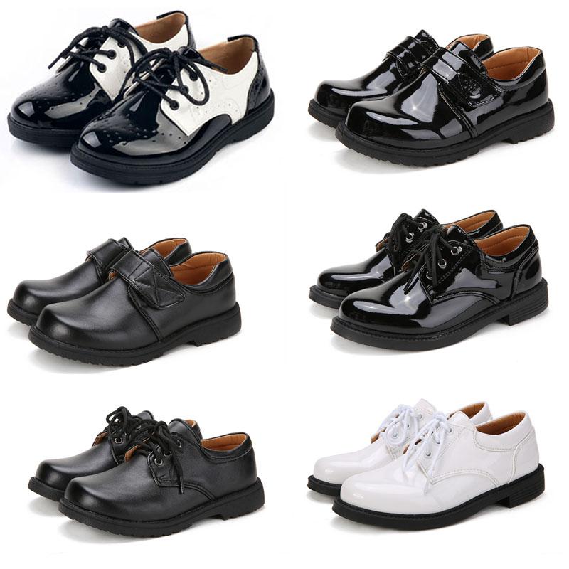 Детская кожаная обувь Good Samaritan children's shoes Q2 2015