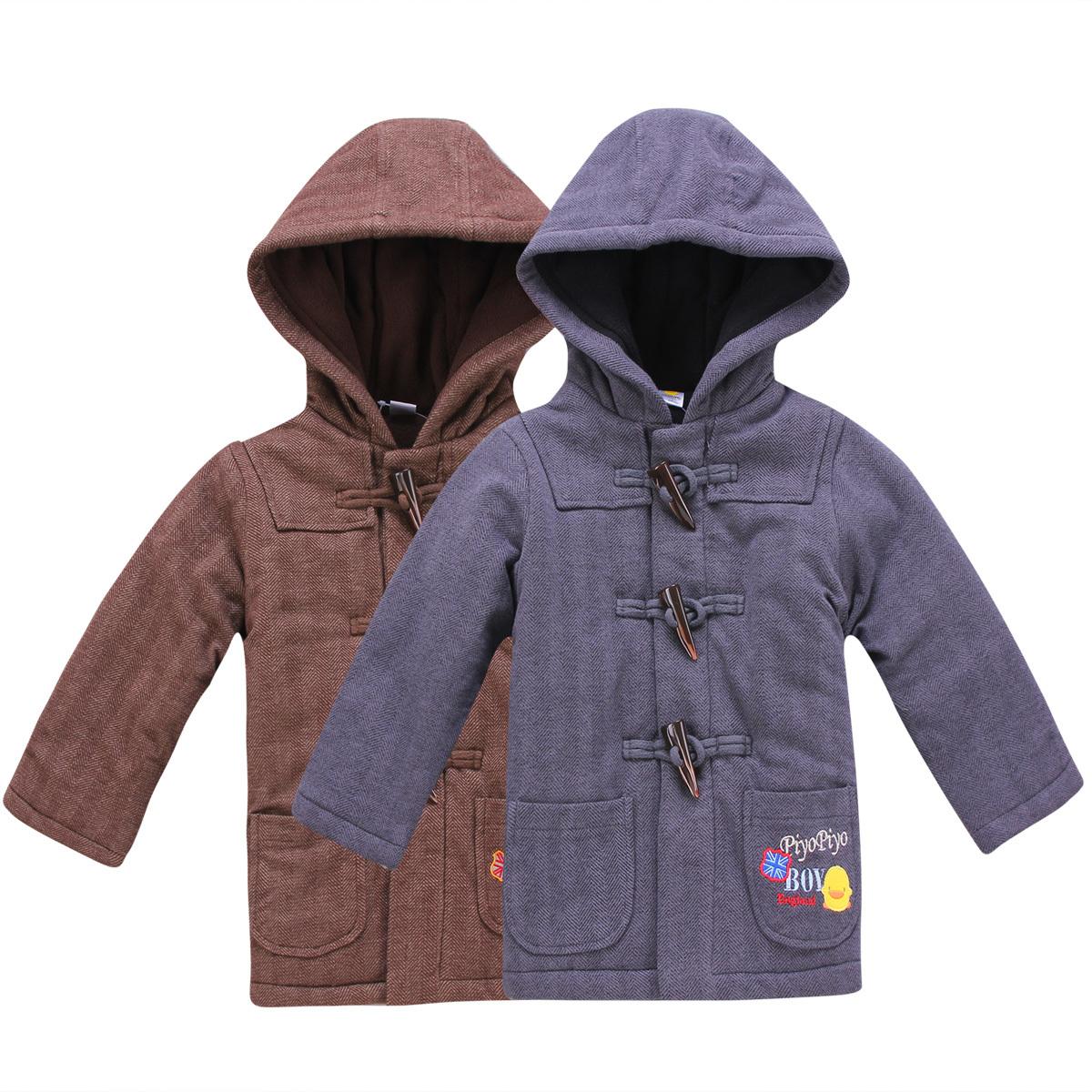 Пальто детское PIYOPIYO  024405