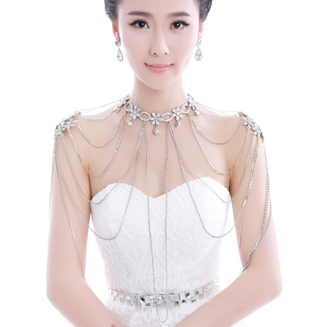 Ожерелье Qianse bride 85154120 ожерелье bride makeup frontlet
