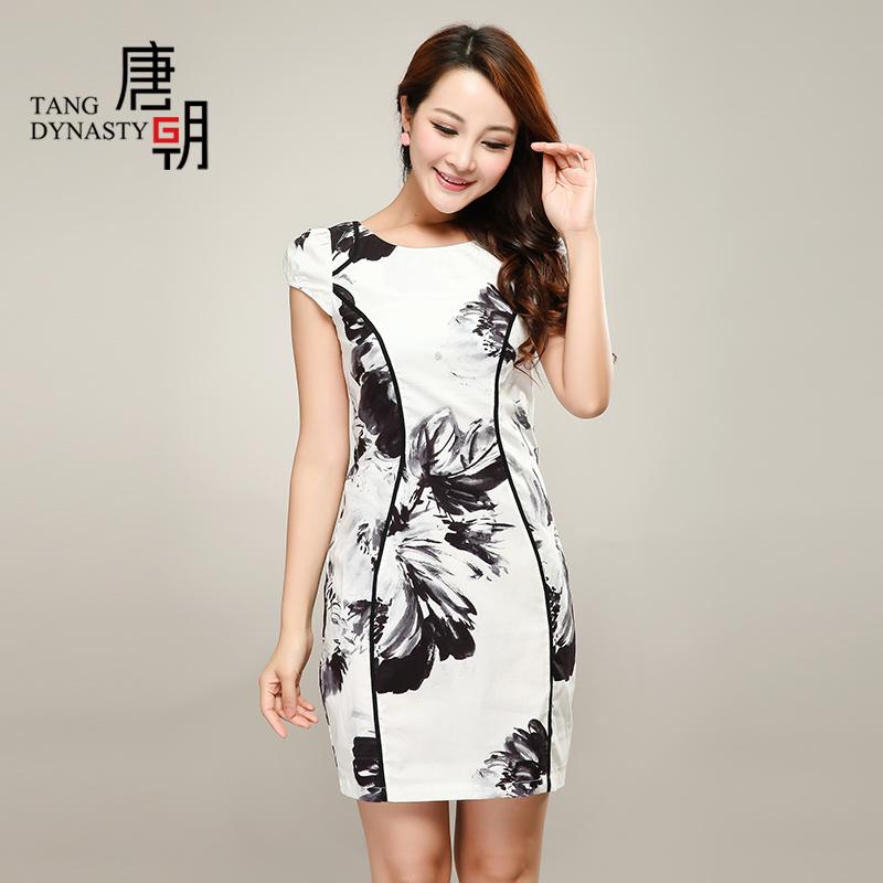Женское платье Tang Dynasty txf40072 2015 женский пуховик tang dynasty tdb30954 2014 90