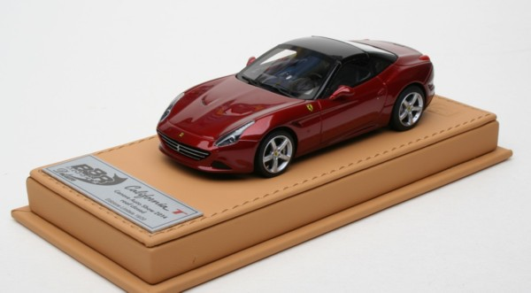 Модель машины Bbr exclusive car models  BBR 1:43 Deluxe Ferrari California часы exclusive