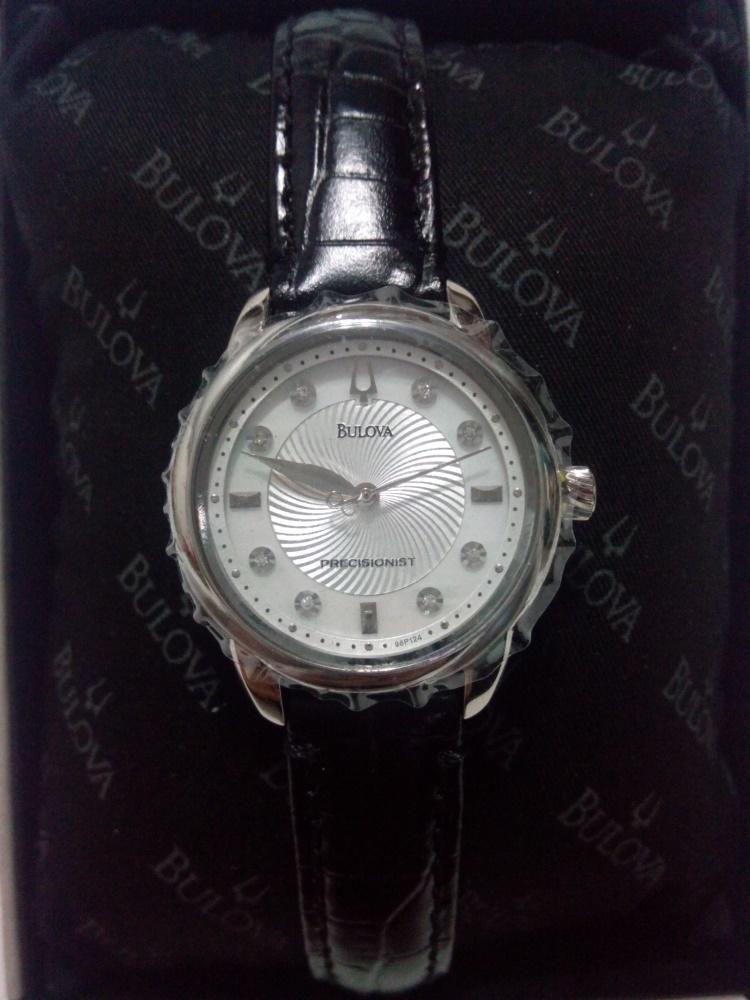 Часы Bulova 96P124 bulova 96b262