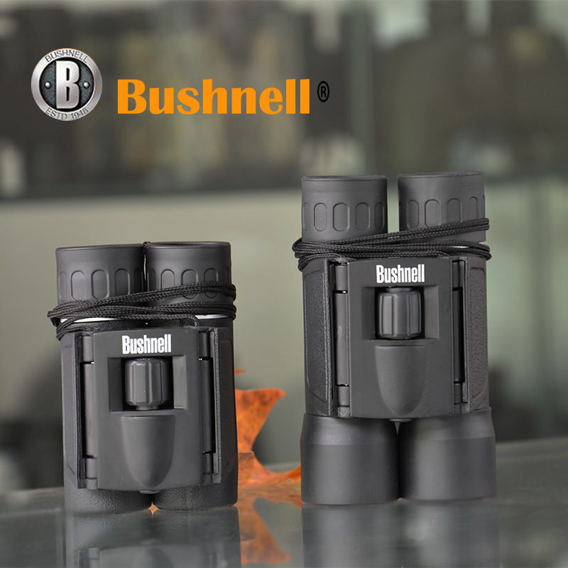 Бинокль Bushnell бинокль bushnell powerview roof 8–16x40