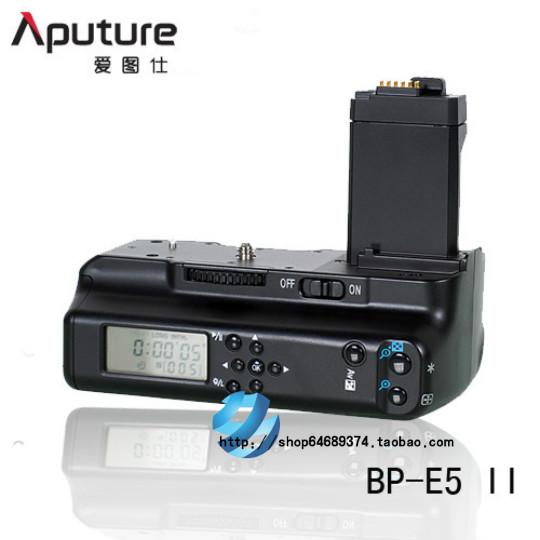 Батарейный блок Aputure  AP-E5 II 4500D/500D 1000D LCD цена и фото