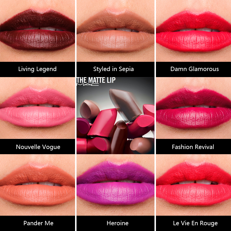 MAC  2014 The Matte Lip mac