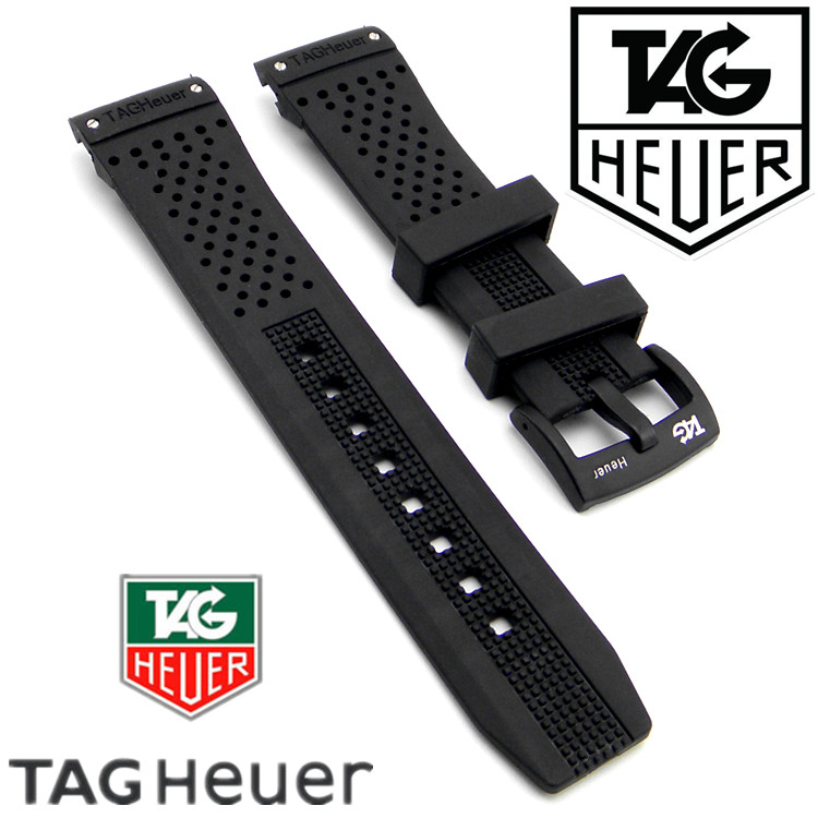 Часы TAG Heuer TAGHeuer 1887SLR 22MM soft matte leather strap 22mm for heuer carrera 5 drive timer heuer monaco men s mechanical watch with black brown leather
