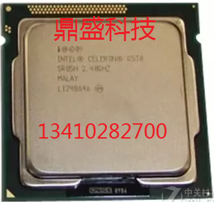 Процессор Intel Celeron G530 G530 CPU 2.4g процессор other intel e6700 3 2g 775 cpu