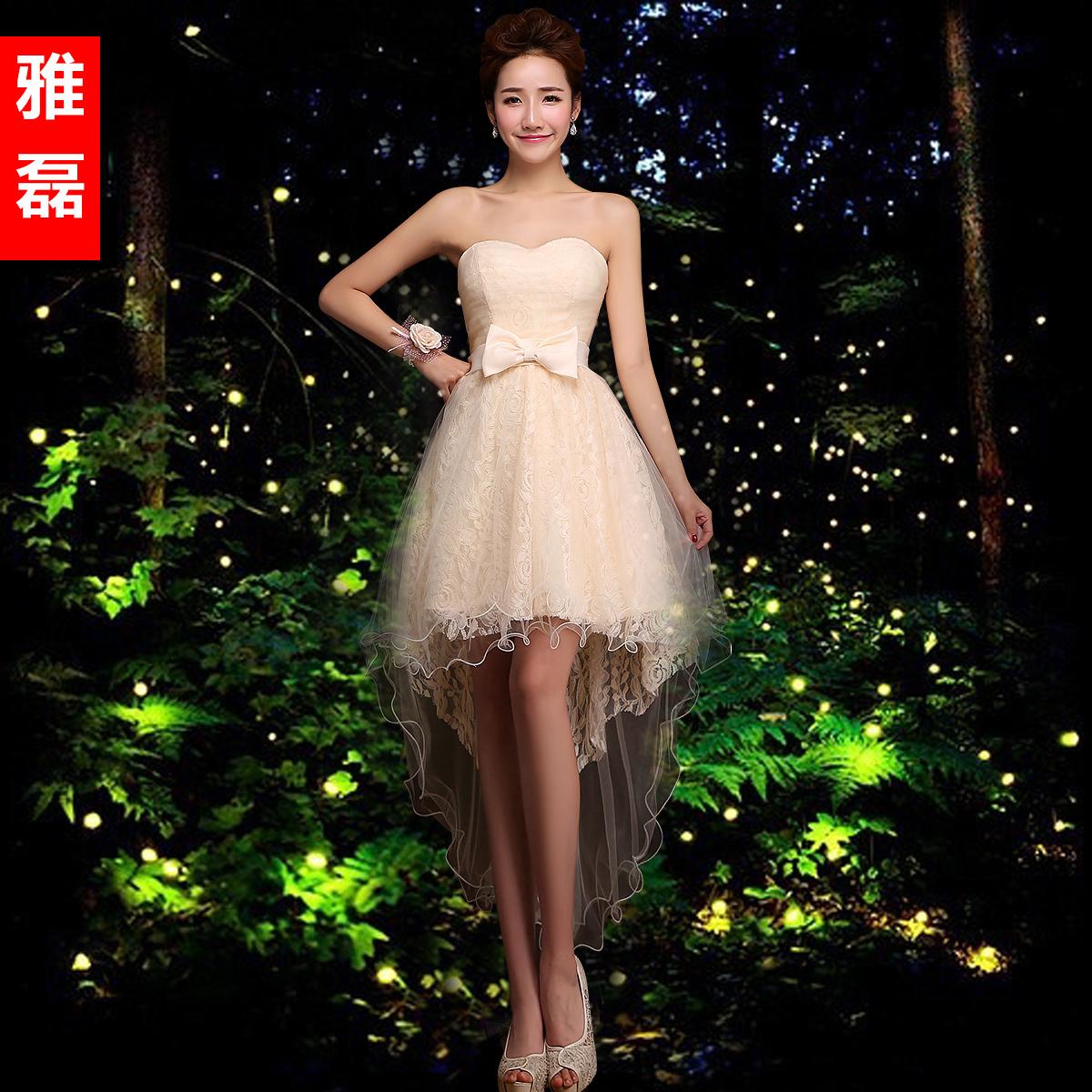 Вечернее платье Ya Lei 1137 2015 платье modna ya цвет коралловый